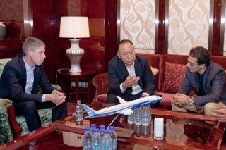 云南景成与波音GE洽谈  新增飞机订单成焦点