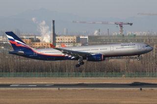 俄罗斯航空第六航权航班分析