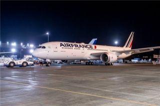 法航将接收首架787客机 波音第500架梦想飞机