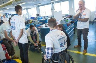 空中客车集团助力残障人士创新决方案发展