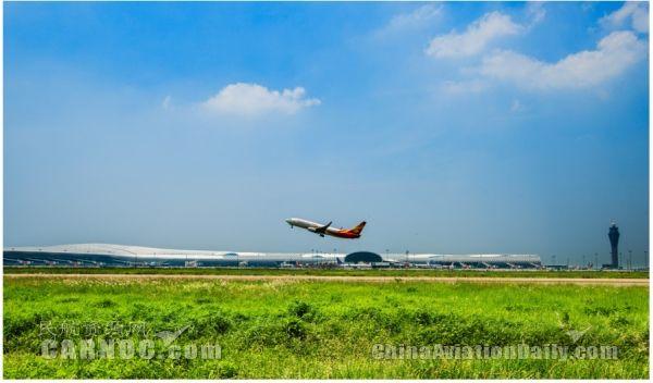 新航季深圳机场周航班总量及国际航班量创新高