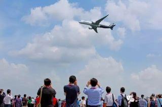 期待珠海 空客微记录:向最棒的团队致敬!