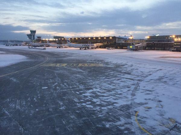 体验芬航空客A350商务舱:一次别样的旅行!