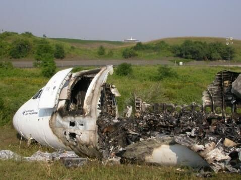 FF358冲出跑道焚烧11年后 机场安全设施仍未达标
