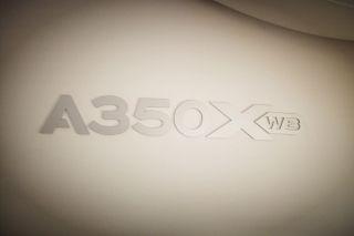 空客A350初体验,作为A家粉,真的很幸运有这次的上机体验。 (摄影:Captain-L)