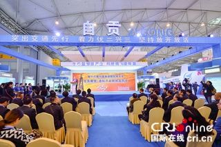 西博会:自贡展馆全面展示通航产业发展成果