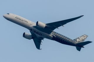 空客A350中国巡演:品味A350发动机之美