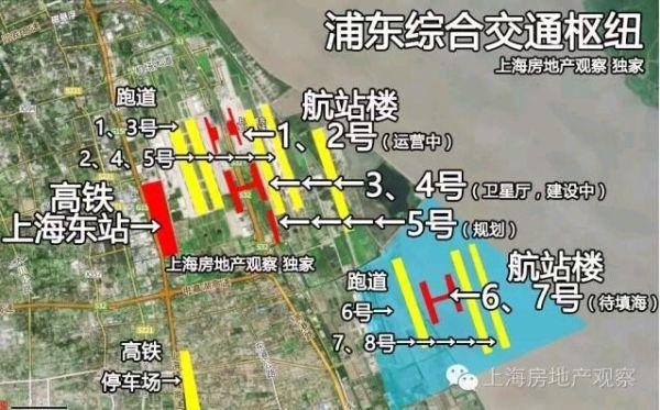 同志们,8条跑道什么概念啊!虹桥只有2条跑道啊(因此只能采取2分钟/班的极限模式运营)!!北京首都机场(世界第二客运量)也只有3条跑道啊!!北京新机场也只有7条跑道啊(其实极猛。。)!!   实实在在的   世界第一机场啊!!   还自带高铁站啊!!