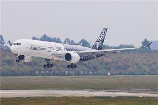 民航早报:天津航空将租赁2架空客A350飞机