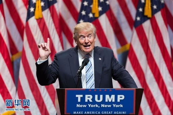"""""""在他赢之前快去美国旅游"""" 约旦航空挖苦美国大选"""