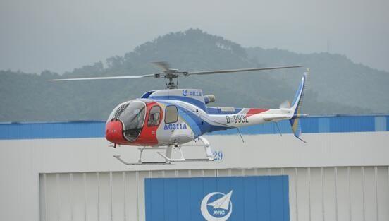 西藏雪域通航成立 民用直升机将在高原投入运营