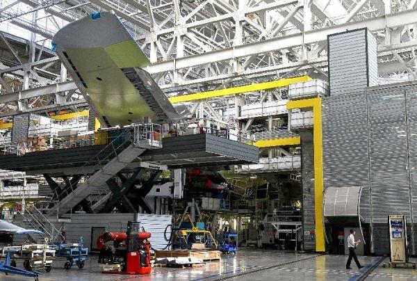 作为游客,我是如何参观A380总装厂的?