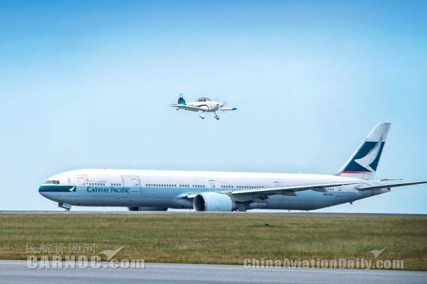 国泰飞行员自嵌飞机3月绕世界一圈 缔造历史!