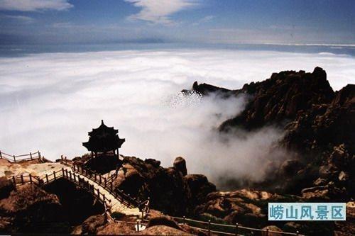 低空游有戏 崂山景区入选国家通航旅游示范工程