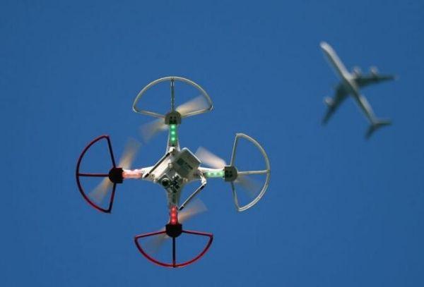 无人机发展受限,错不在法规!