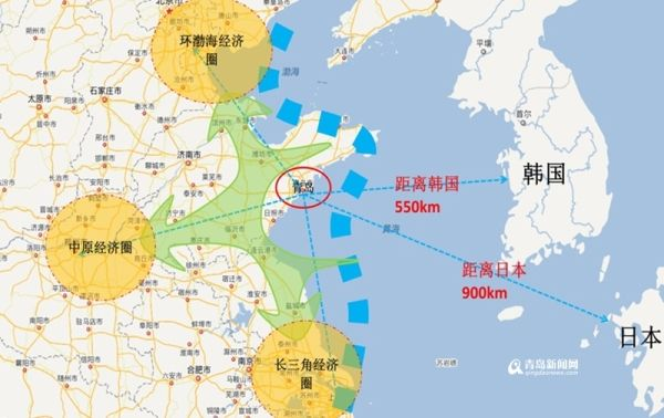 胶东临空经济区方案公布 规划通用航空产业区