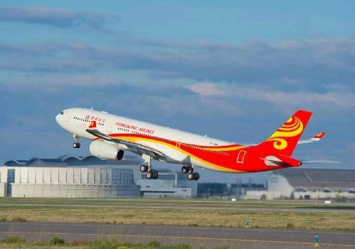 香港航空与肯尼亚航空签订代码共享协议