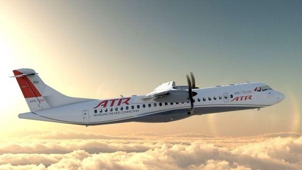 ATR获伊朗20架ATR 72-600订单