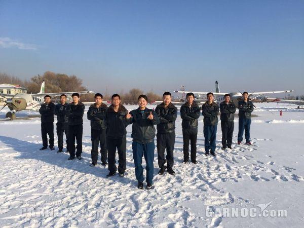 北大荒通航第六期学员顺利通过商照实践考试