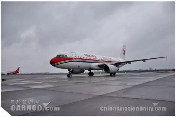 苏南硕放国际机场年旅客吞吐量突破500万人次