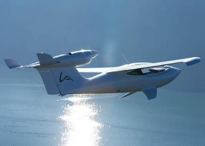 包头与法国丽夏公司共推水陆雪三栖飞机项目