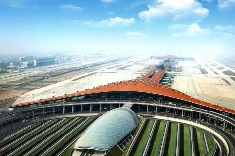 北京新机场主体工程开工 城际铁路网建设启动