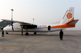民航早报:津巴布韦航空计划购买3架新舟60