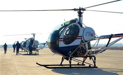 天津空港区将设直升机驾校 培训40小时25万元