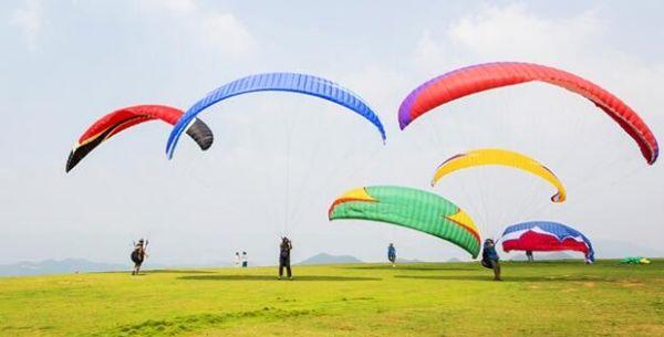 宏村国际滑翔伞基地扩容 二期建设项目正式开工