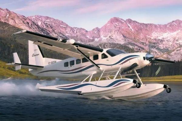菏泽水陆两用运动飞机项目获批 可年产1800架