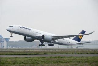 一周情报:汉莎接收首架A350 天津开航奥克兰