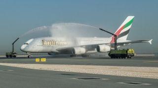 厉害了我的壕!阿联酋开辟全球A380最短航线