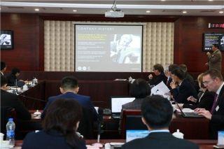 英国国贸部机场行业咨询委员会访贵州机场集团