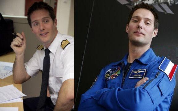 飞行员不是终极梦想!他成欧洲最年轻宇航员