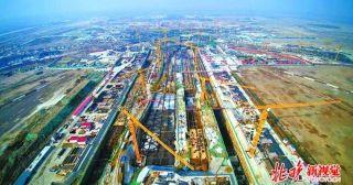 北京新机场凤凰将展翅 千个隔震垫实现8级抗震