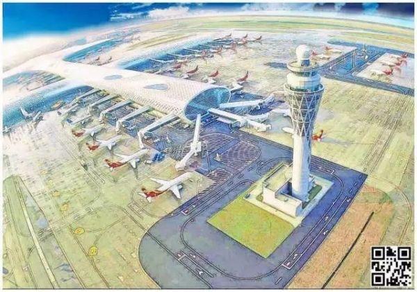 """这种""""画风""""的深圳机场你见过吗?"""