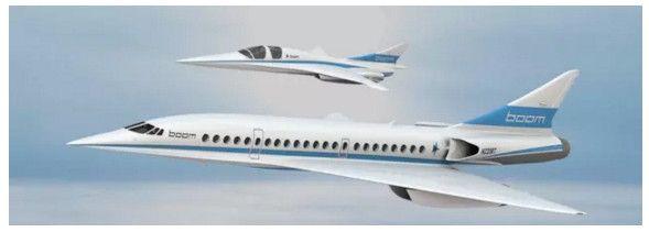 这家公司想把超音速客机带回来 票价类似商务舱