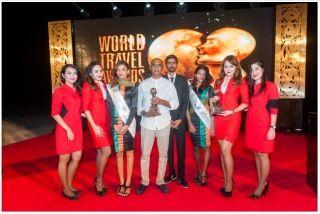 亚洲航空获得世界旅游大奖两项殊荣