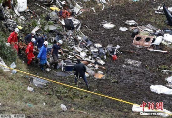 巴西球队空难:包机谎报起飞地点?