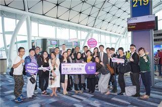 香港快运航空开通花莲直飞航线