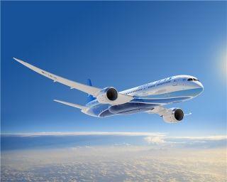 厦航首架787-9飞机在美交付 明年执飞纽约