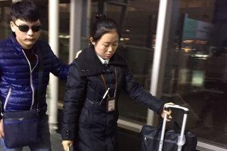黄山机场真诚服务照亮盲人旅客