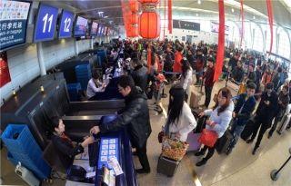 银川机场旅客吞吐量突破600万人次纪实