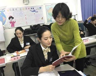 南航新乘:王老师教会我们的不仅仅是英语