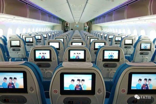 经济舱_大韩航空经济舱座位