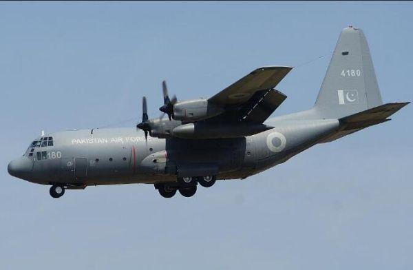 巴航停飞ATR机队后开挂 借C-130大力神飞航线