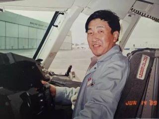 教科书级人物:飞过七个机型,参与筹备上航