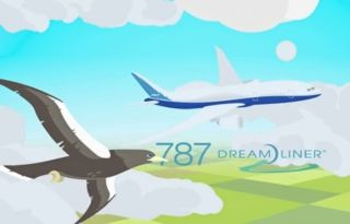 视频:为什么我们会爱上787梦想飞机