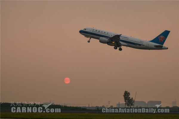 沈阳机场PBN飞行程序实地验证试飞圆满成功