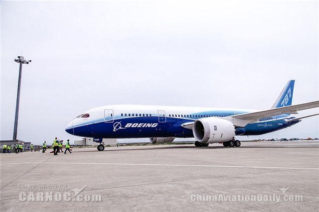 梦想起舞 波音787飞机首飞七周年
